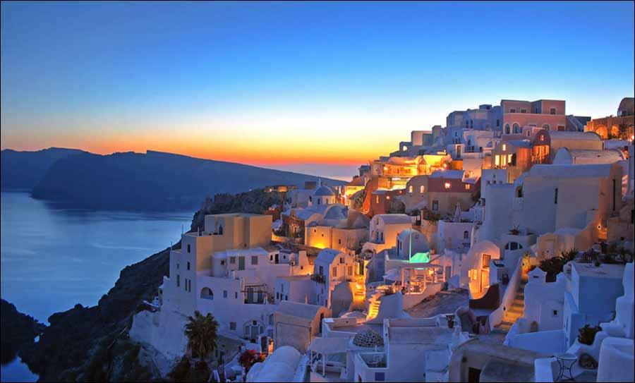 环球地理:全球10个风景最美的地方